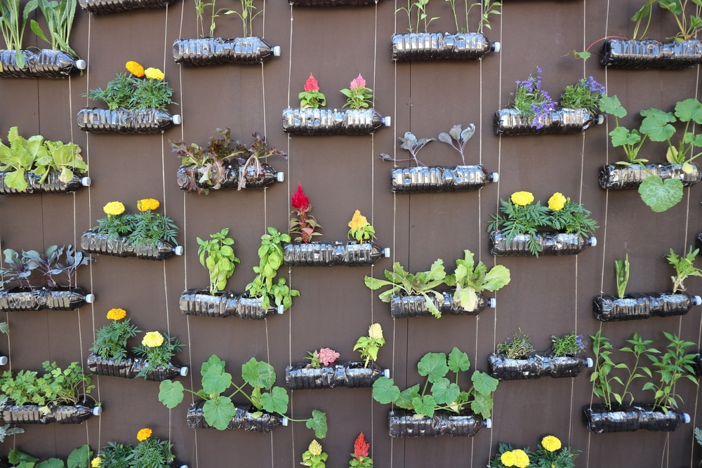 18 Smart Vertical Garden Ideas For Small Spaces | UpGardener